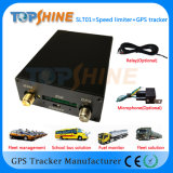 Dual Speed Limtier GPS GSM Tracker to Mornitoring Driver′s Behavior