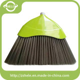 Hot Sell Southeast Asia Model with Colorful Bristle Plastic Broom (HL-A206L)