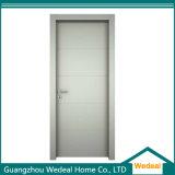 Wood-Finish HDP Veneer Interior Wooden Door for Hotel Project