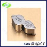10X, 20X Mini Pocket Double Jewelry Magnifying Glass (EGS-108)