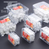 Pipe Line Cable Clips with Hard Box Package
