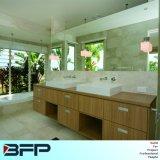 Customized Double Sink Vanity Cabinet for Big Bathroom