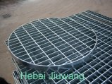 Hot DIP Galvanized Gutter Cover Grating