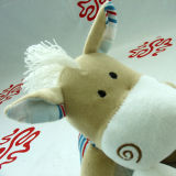 Organic Cotton Stuffed Toys for Baby (TPYE0127)