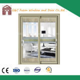 Automatic Revolving Door, with Dorma Sliding Door Wing