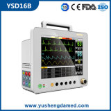 High Quality 12.1 Inch Wide Screen Multi-Parameter Patient Monitor