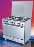 Full Gas Free Standing Cooker/Oven