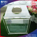 China Good Price Customized Transparent Tissue Holder
