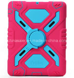 Pepkoo Silicon Shockproof Defender Case for iPad Air