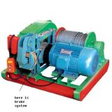 Building Electric Winch (JK1-JK10)