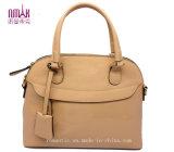New Hot Fashion Shell Yellow Shoulder Handbags with SGS (N-1085)