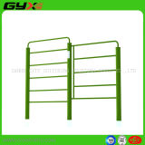 Outdoor Fitness Equipment of Double Free Standing Wall Bars