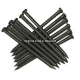 Black Concrete Nail in Guangzhou Supplier