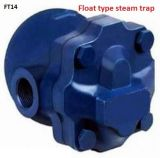 Ft14h Ft44h Lever Ball Float Type Steam Trap, Valve-Condensate Steam Trap From Competitive China Supplier