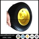Solid Powder Rubber Wheel for Wagon Carts / Wheelbarrow