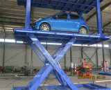 Double Deck Car Platform Lift