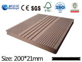 WPC Outdoor Decking with SGS, CE, ISO, Fsc
