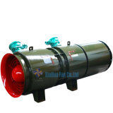 Flameproof Spin out Mine Axial Main Fan