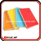 A5 Notebooks with Plastic Cover