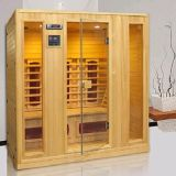 Far Infared Sauna Room for 2-3 Persons