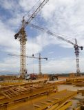 Building Tower Crane 8ton Capacity (QTZ-100)