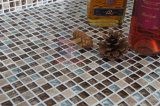 15*15mm Wall and Floor Used Stone Mixed Crystal Mosaic