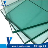 5, 6mm Tempered Laminated Glass/Low E/Reflective/Patterned/Acid Etched Glass with Csi