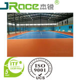 Professional Sport Surface Floor Silicon PU Material