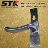 Zinc Alloy Door Handle (STK-H-0004)