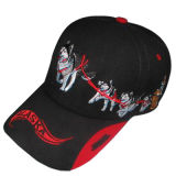 Custom Hot Sale Baseball Cap with Embroidery (076P035)