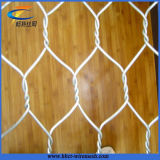 River Bank Hexagonal Metal Mesh Gabion Basket