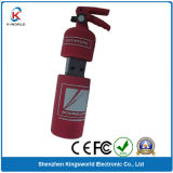 OEM PVC Fire Extinguisher USB Disk