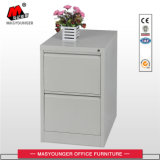 2 Drawers Vertical Steel Filing Cabinet