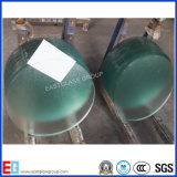 Clear Table Top Round Tempered Glass