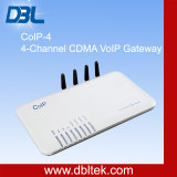 4 Channels VoIP CDMA Gateway (CoIP-4)