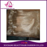 100% Human Remy Indian Hair Bulk Thick End and Pure Color