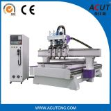 Best Sale! 3D Woodworking Machinery, Wood CNC Router for Furniture Cabinets Made in China