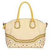 Guangzhou Wholesale Stud Women Rivet Handbags (MBLX033058)