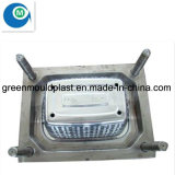 Injection Plastic Laundry Basket Mould Manufacture