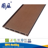 Wood Grain Composite Panel Interior Wooden Wall Cladding