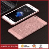 Stylish Ultra-Thin Breathable Cooling Mesh Hole Lightweight Mobile Back Covers