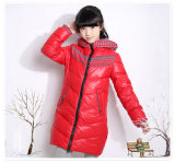 Bright Warm Winter Down Jacket for Girl