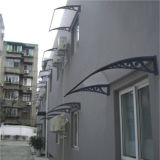 Durable Withstand Hurricane Strength Winds and Winter Door Window Canopy