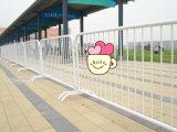Aluninum Foot Bridge New Exhibition Guardrail Highway Crowd Control Barrier