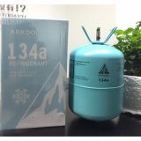 High Quality Refrigerant Gas Price R134A Cylinder 13.6kg Gas DOT Certificate