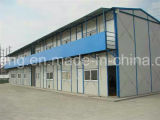 EPS Sandwich Panel Steel Portable Structure Prefabricated House for Africa