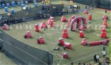 10 Man Standard Inflatalbe Paaintball Tactical Field, Paintball Bunkers for Outdoor Game K8018