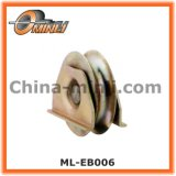 Customized Hardware Punching Metal Pulley with Casting (ML-EB006)