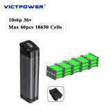 Victpower 36V 20ah Downtube Lithium Battery 10s6p 720wh Battery Pack