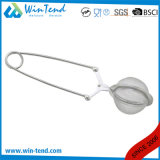Wholesale Stainless Steel Hotel Restaurant Serving Tea Strainer with Wire Handle